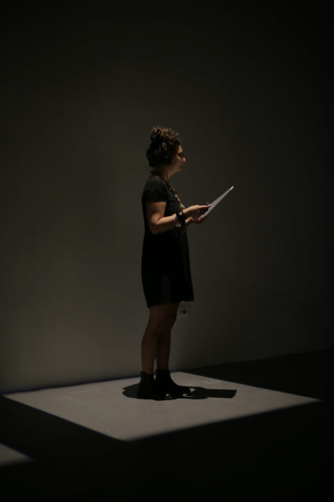 B-SIDE / Isabella Gaffe, Salvo Lombardo © Mariangela Loffredo. All Rights Reserved