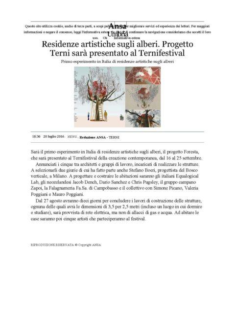 Ternifestival- ansa