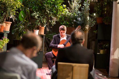 Elia Portarena / concerto a curaIstituto Briccialdi/ Garden State © Luna Cesari. All Rights Reserved