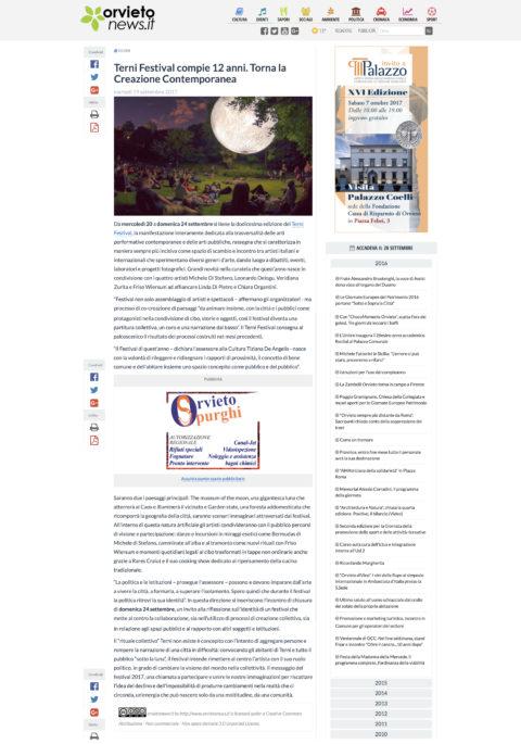 Orvieto News