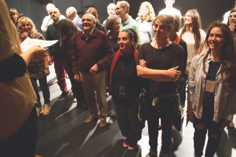 New exchange formats for the performing arts / Theaterscoutings Berlin(DE) © Luna Cesari. All Rights Reserved