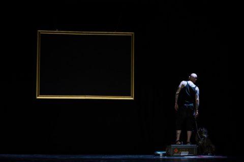 Non è ancora nato – Primo Studio / La società dello spettacolo (IT) © Luna Cesari. All Rights Reserved